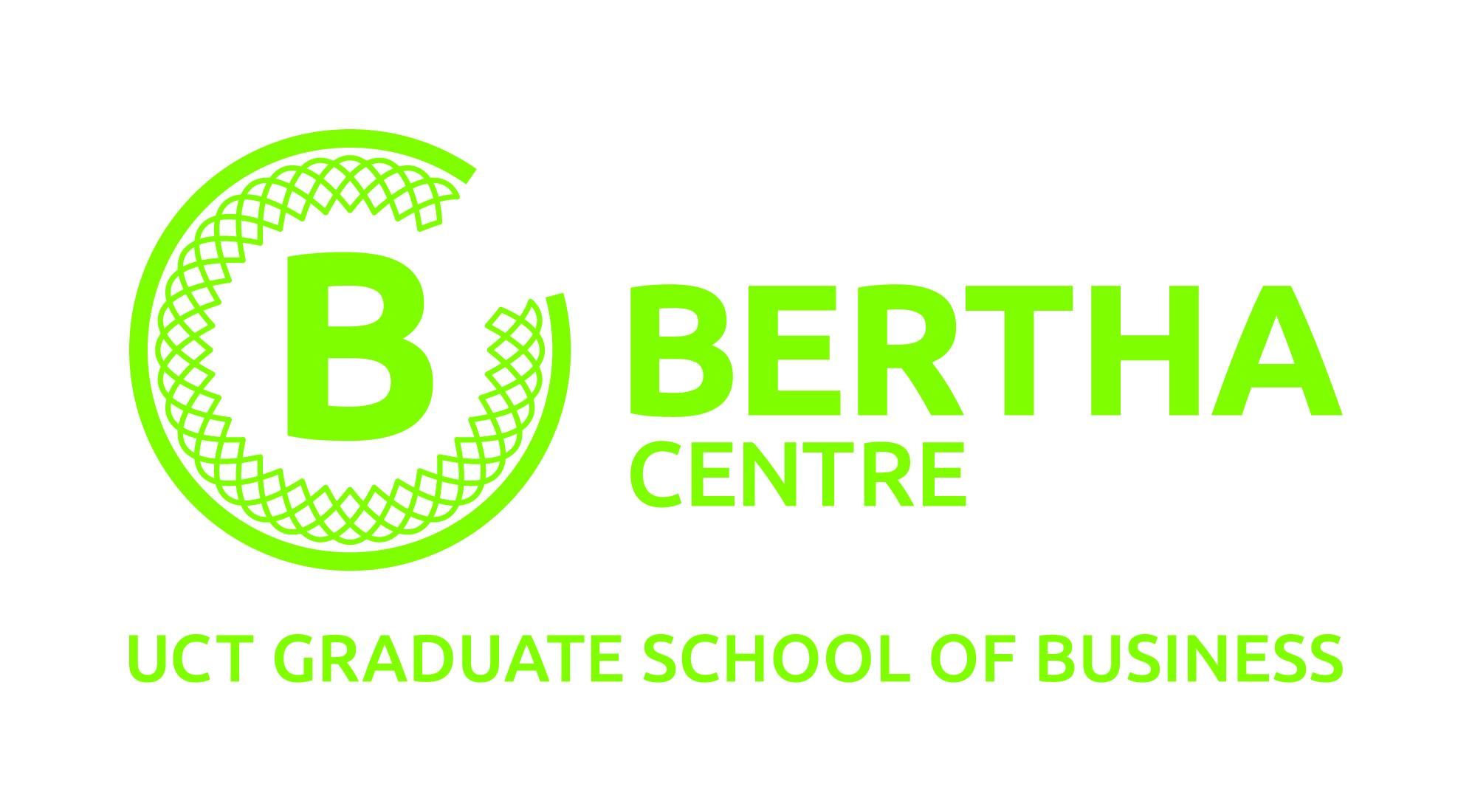 investing impact partner - Bertha Centre for Social Innovation and Entrepreneurship