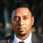 Nilesh Moodley, Gov't Employees Pension Fund -