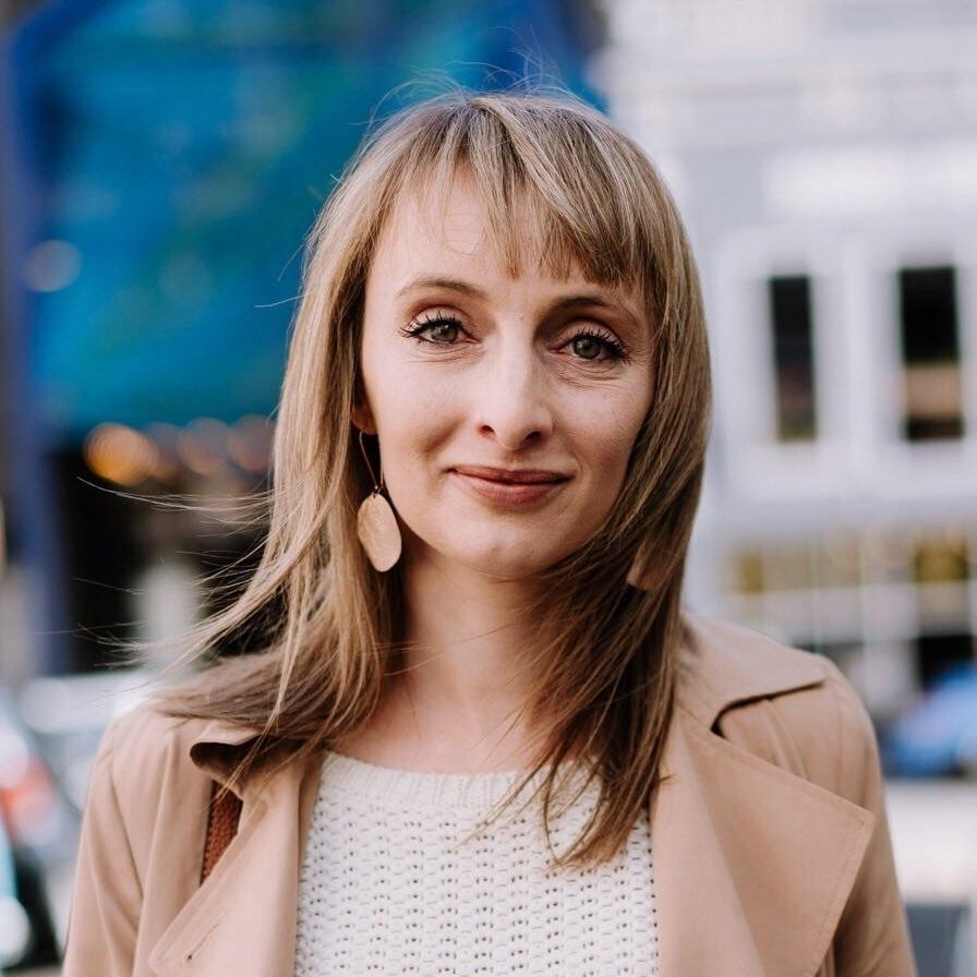 Natasha Suchecki, Bertha Centre -