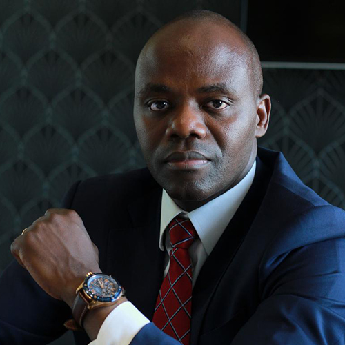Outule Bale, CEO, Khumo Property Asset Mgmt. -