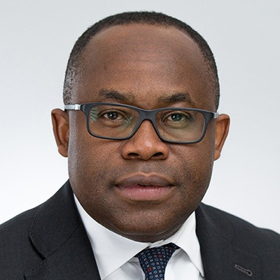Uche Orji, CEO, The Nigeria Sovereign Investment Authority -