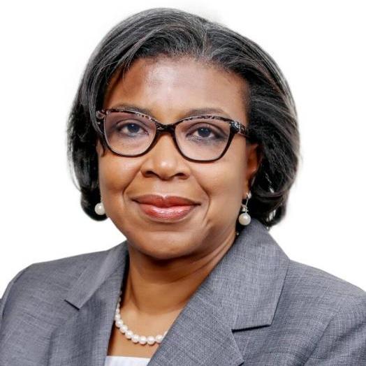 Patience Oniha, Director-General, Debt Management Office (DMO) -