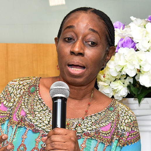 Yetunde Aina, CEO, Jadeas Trust -