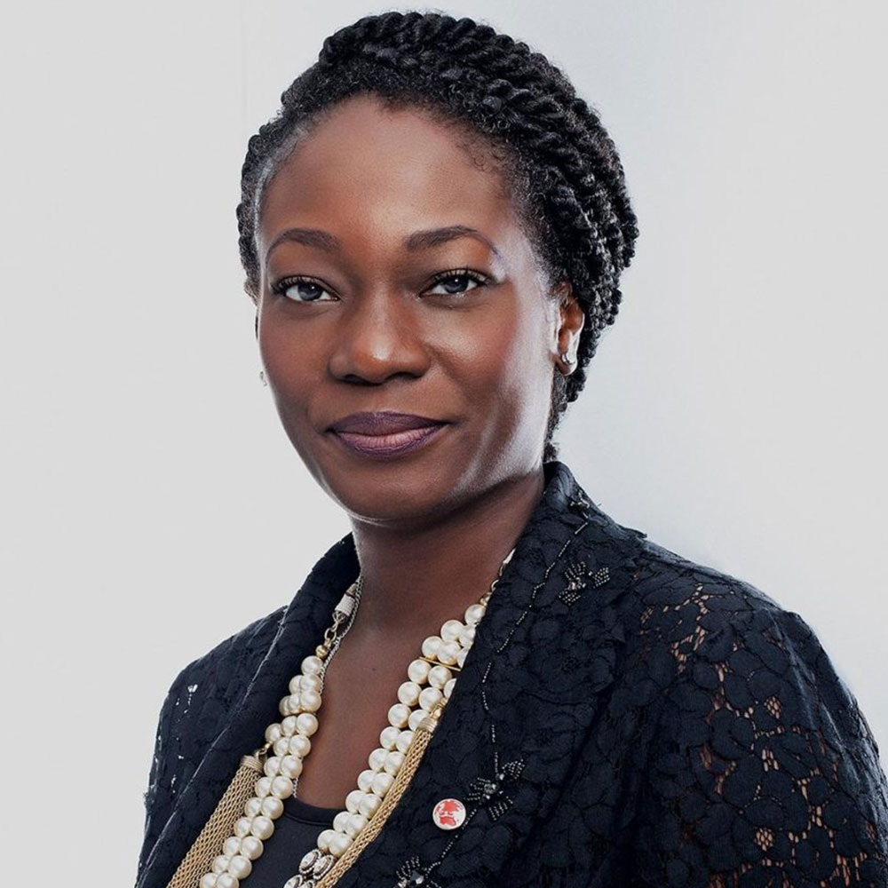 Ifeyinwa Ugochukwu, CEO, The Tony Elumelu Foundation -