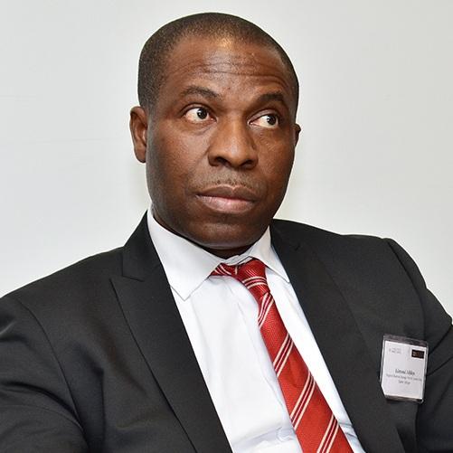 Edmond Adjikpe, Regional Manager, Shelter Afrique -