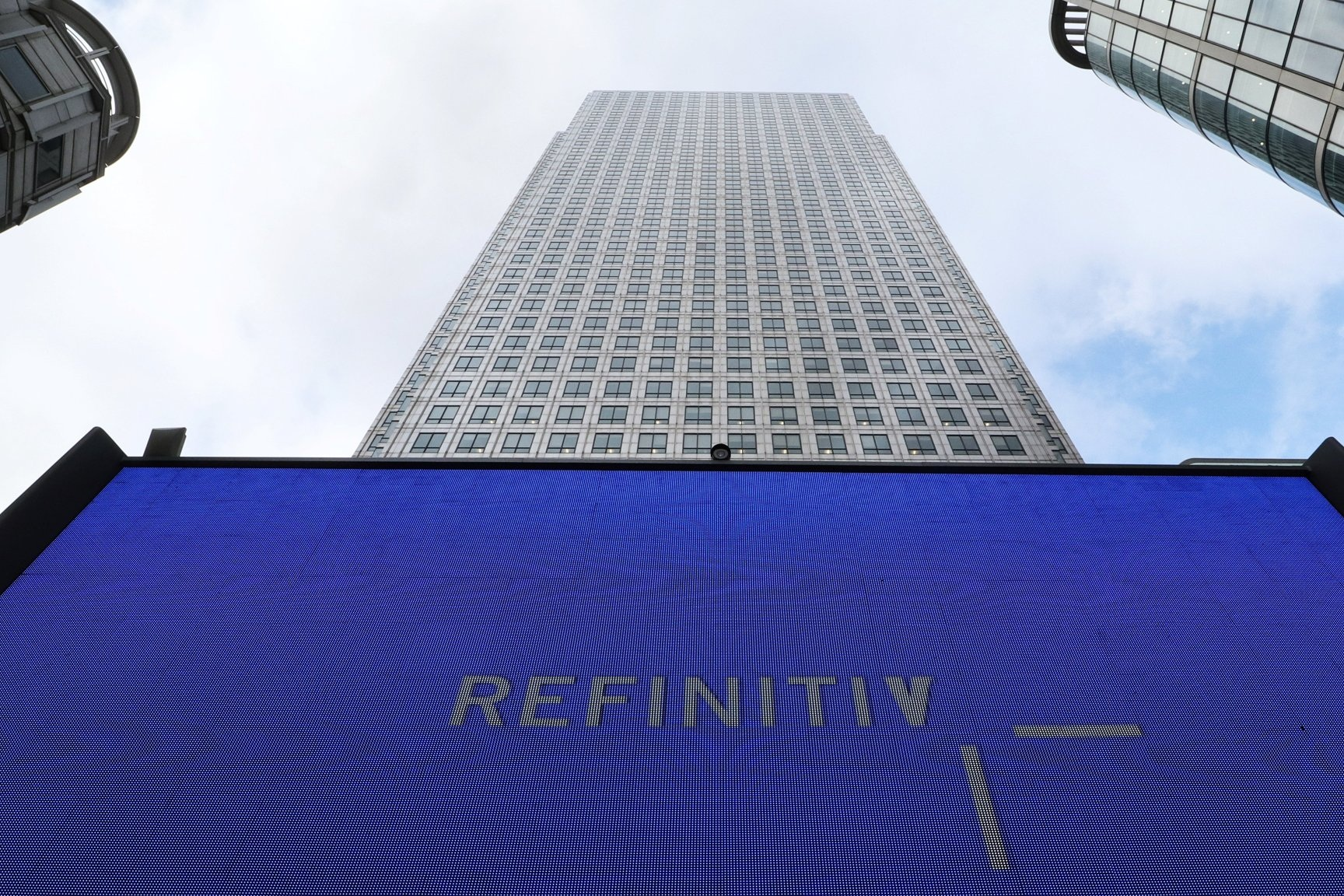 Immersion venue - Refinitiv London HQ30 South Colonnade - Canary Wharf, London E14 5EP, United KingdomGETTING THERE
