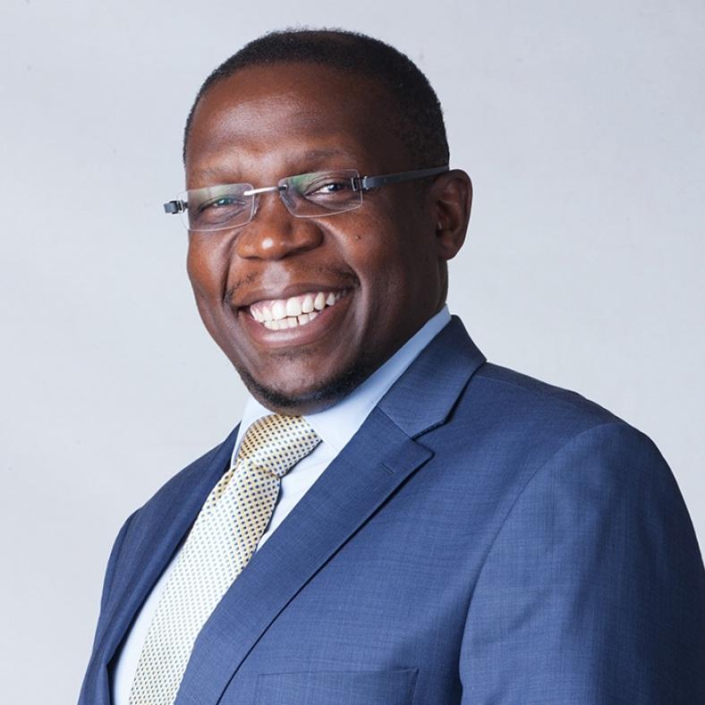 Geoffrey Odundo,CEO, The Nairobi Securities Exchange -