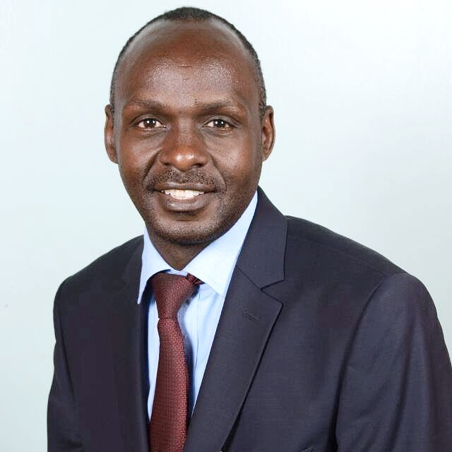 Simon Nyakundi, CEO, Kenya Railway Staff Retirement Scheme -