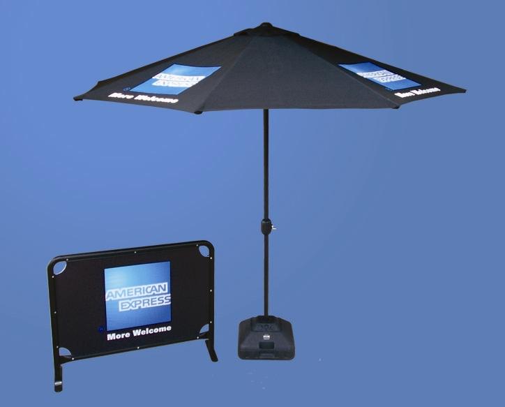 Amex Umbrella  Breeze Breaker.JPG