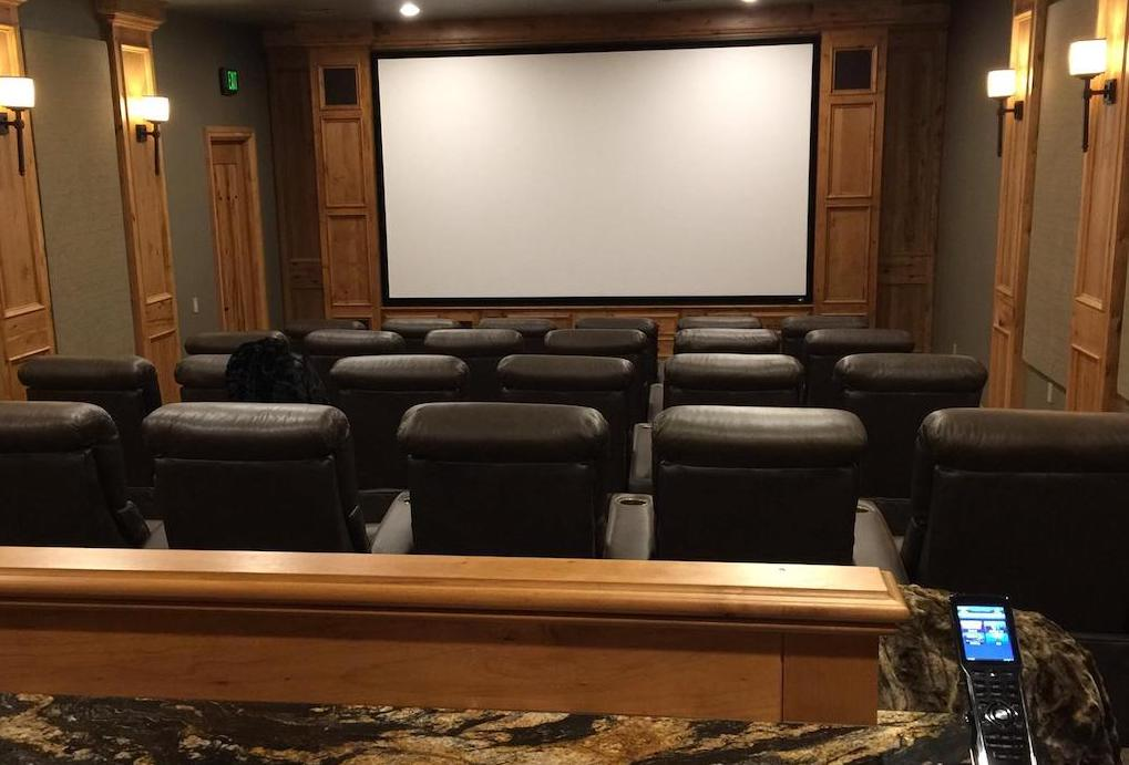 home Theater Systems -