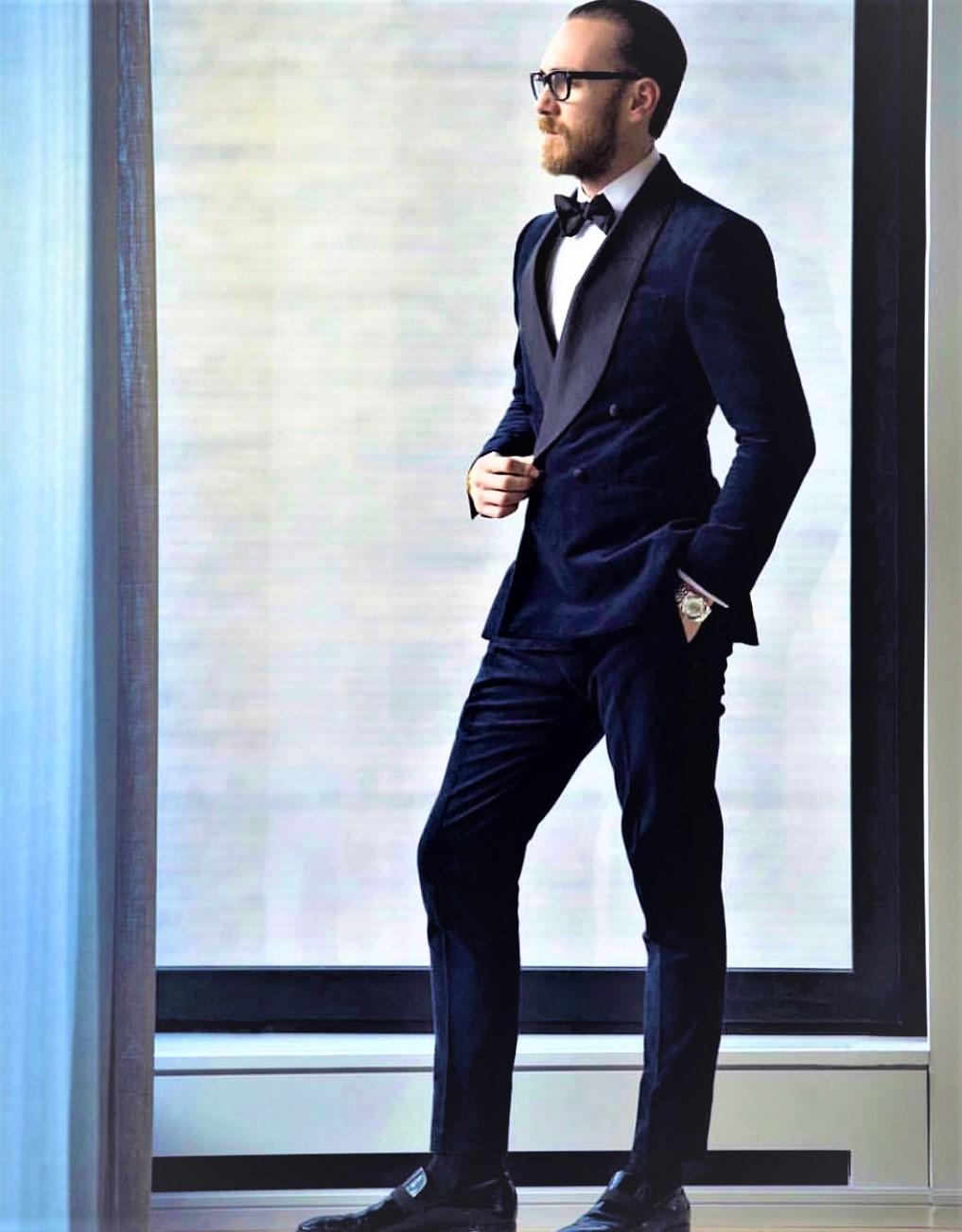 THE BLACK TIE DRESS CODE GUIDE — Ron Bennett Menswear