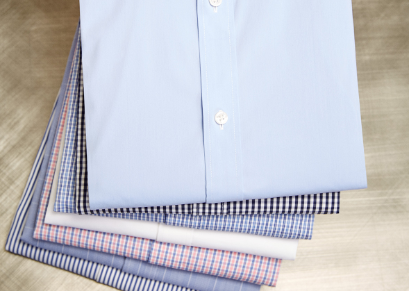 Daily Dress Shirts - Work can be tough. With our premium fabrics and professional fit, our collection makes it easy to dress of the office, or for any other dressed up occasion as well. Carefully designed and selected for a cleaned tailored look.