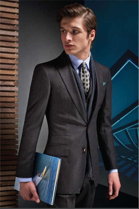 New Winter Suiting Looks -