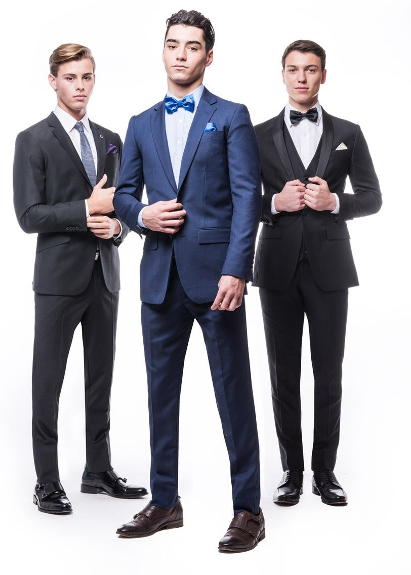 Suit Packages only$149 - Get a suit, shirt and accessories for $149. Buy it online today, wear it to your formal, and keep rocking it into tomorrow. All risk free and so easy.