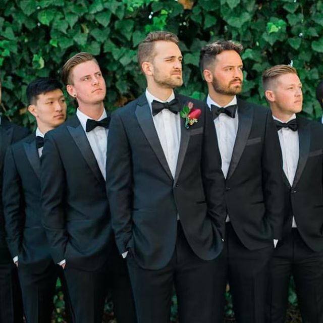 Impending nuptials means you got to look your best. Let us take care if your grooms party and we'll dress the groom for free. Check the link to find out more. https://www.ronbennett.com.au/grooms-offer