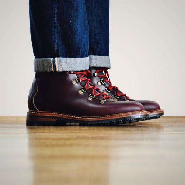 Oak Street Bootmakers Summit Boot | Color 8 Chromexcel