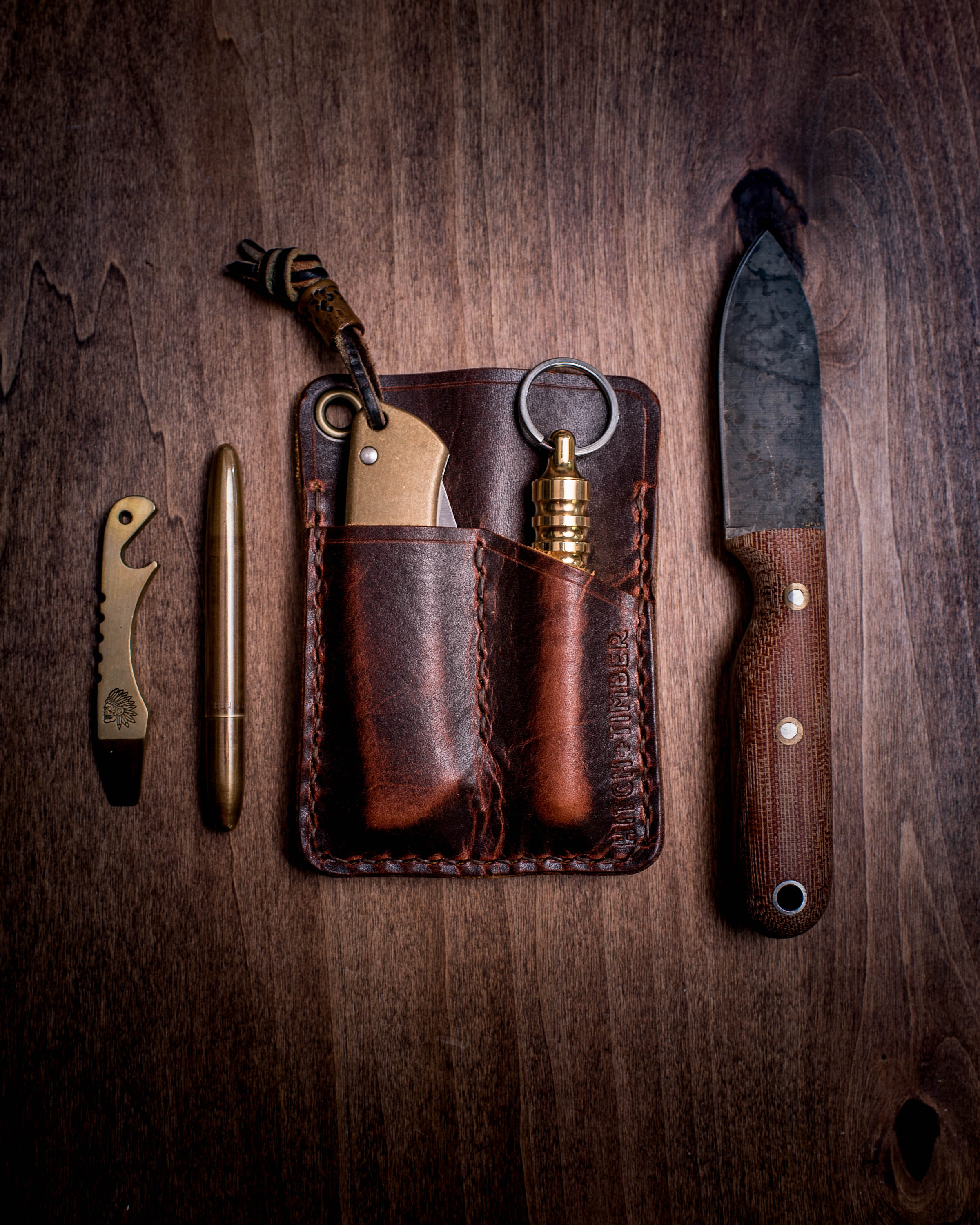 Hitch & Timber Engineer Caddy | Brown Nut Dublin