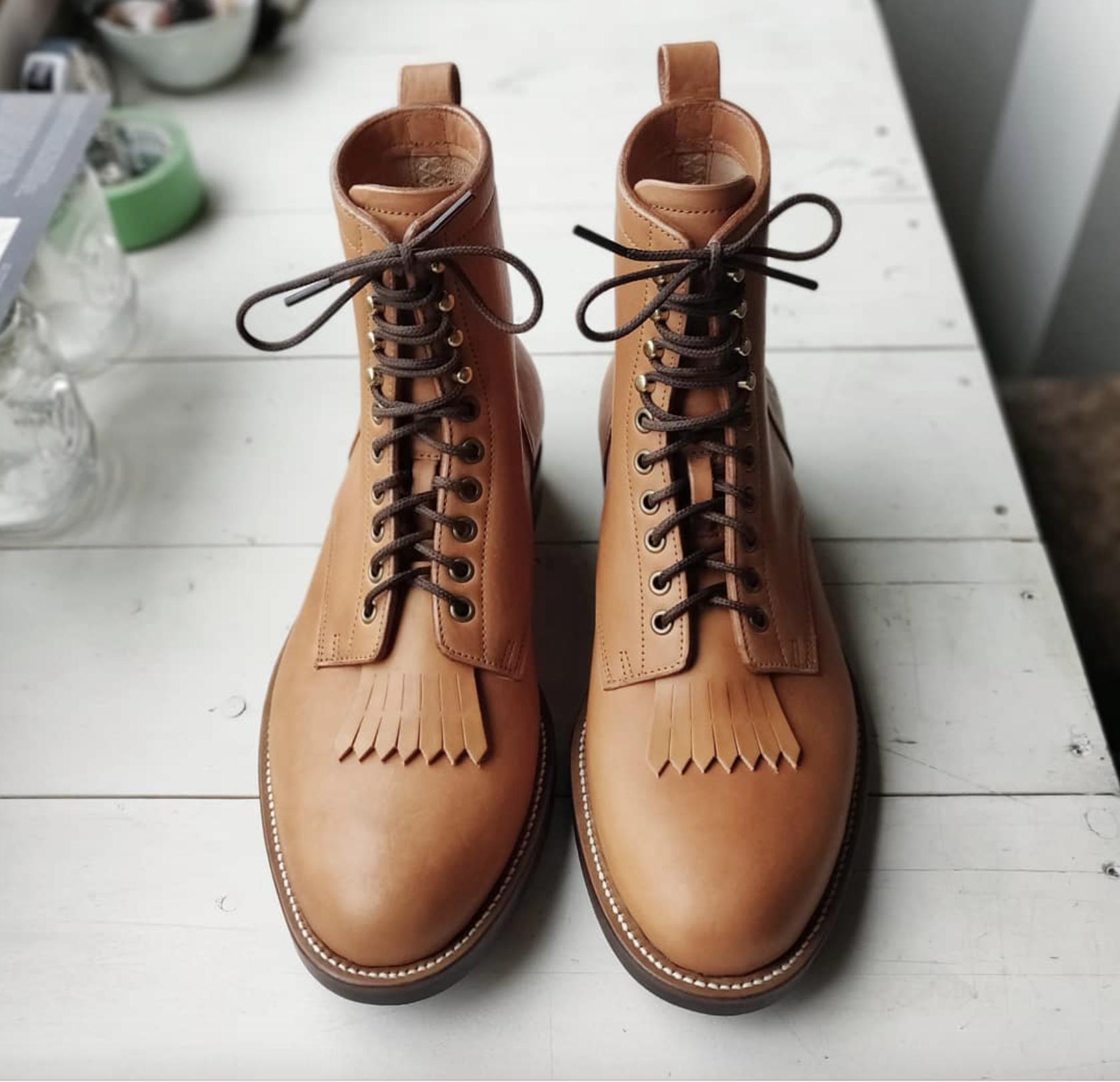 Love Jules Leather | Brown Nut Essex