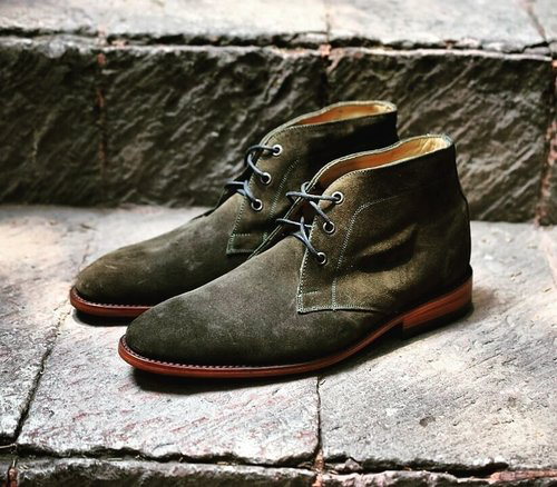 John Doe Boots | Green Repello Calf
