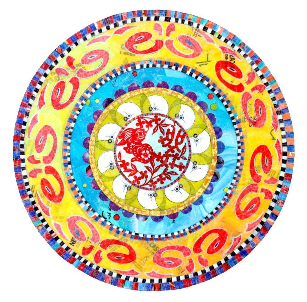 Power Flower Mandala