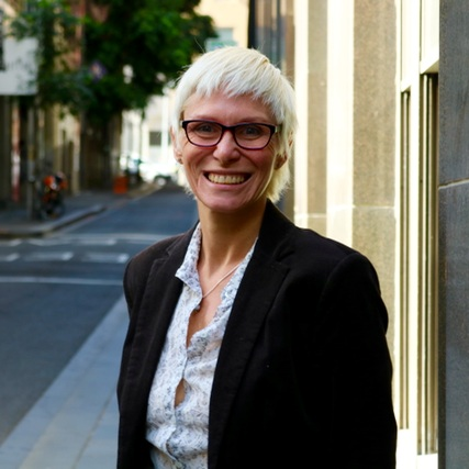 Sali Bache -  Senior Research Officer