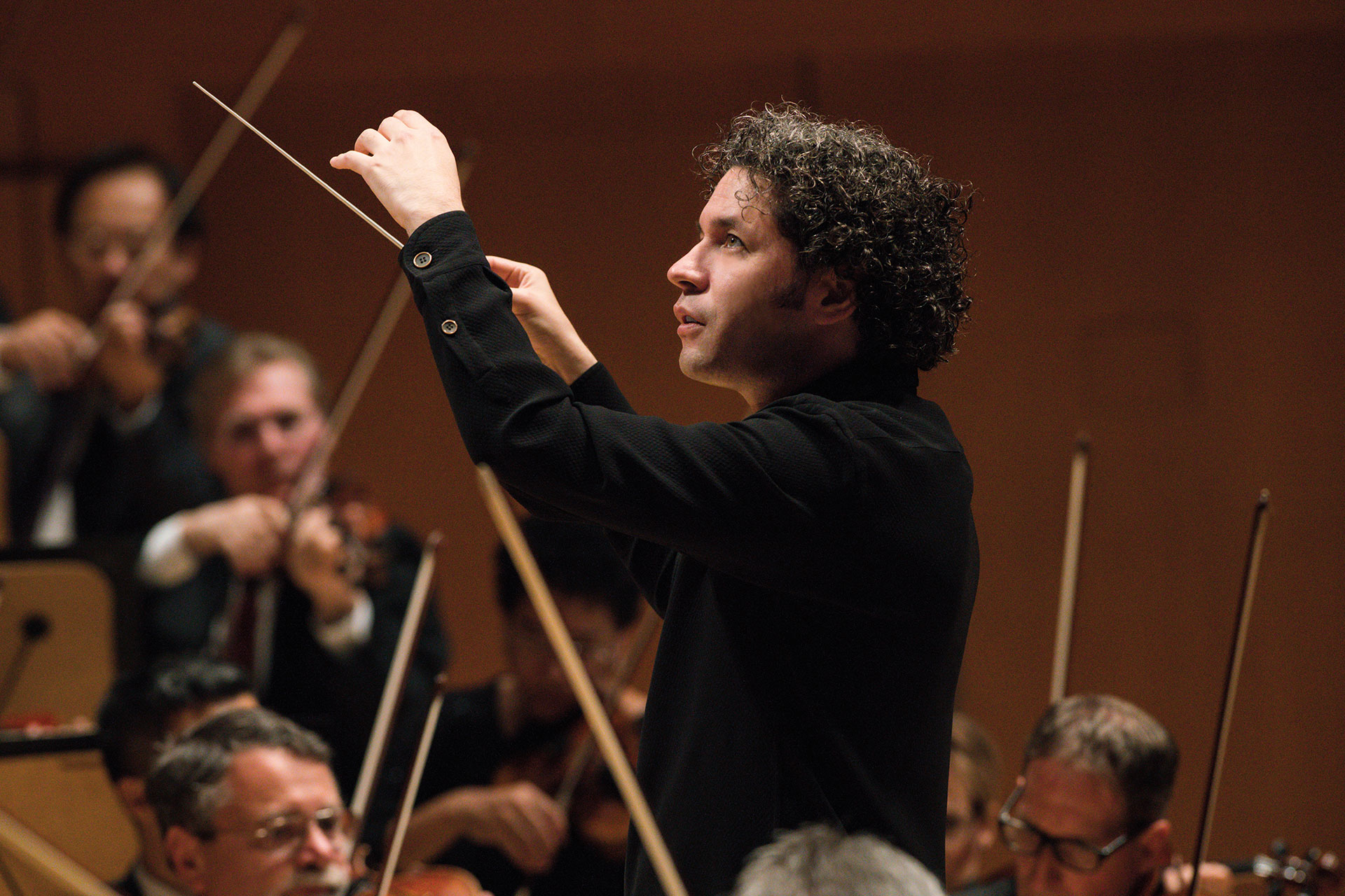 """""""The best orchestra in the world."""" - LA Phil"""