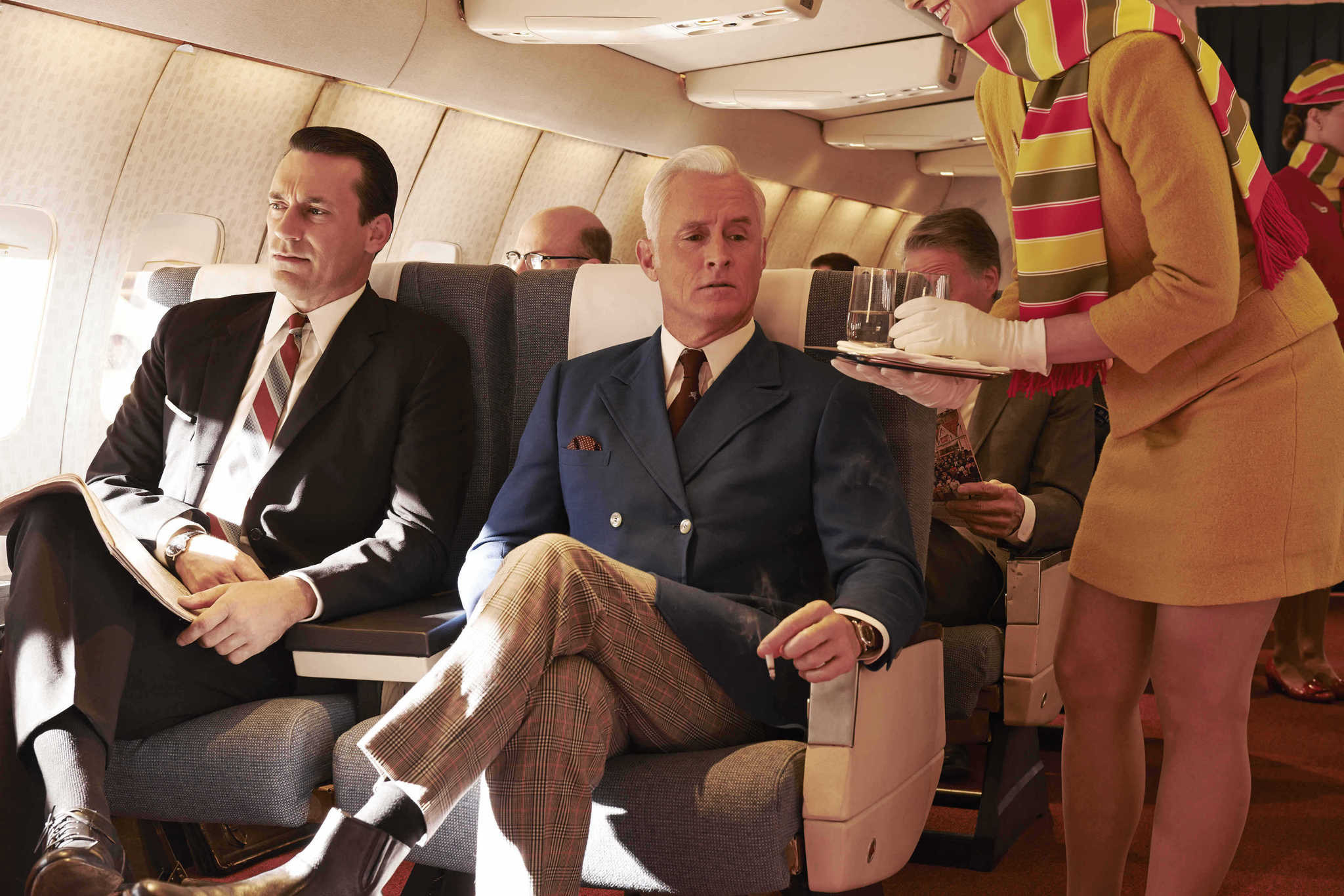 The most Emmy Awards of the year - Mad Men