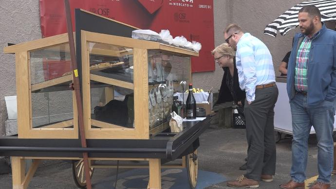 WIFR CH 23 - Rockford's Italian market comes this summer