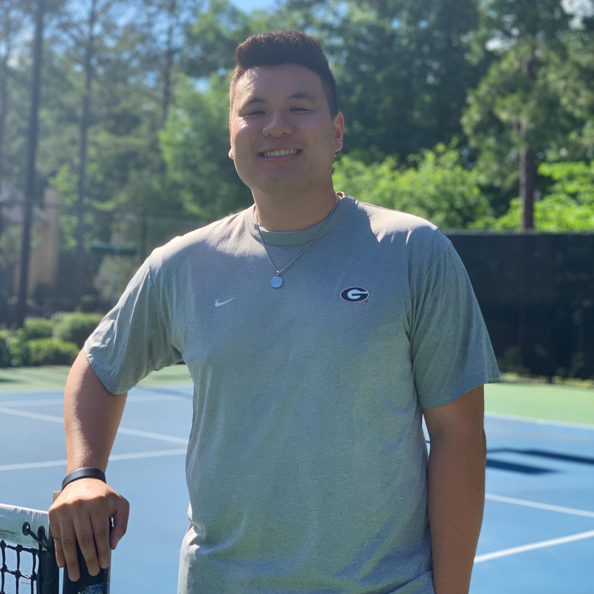 Peter Ngo - Tennis Trainer
