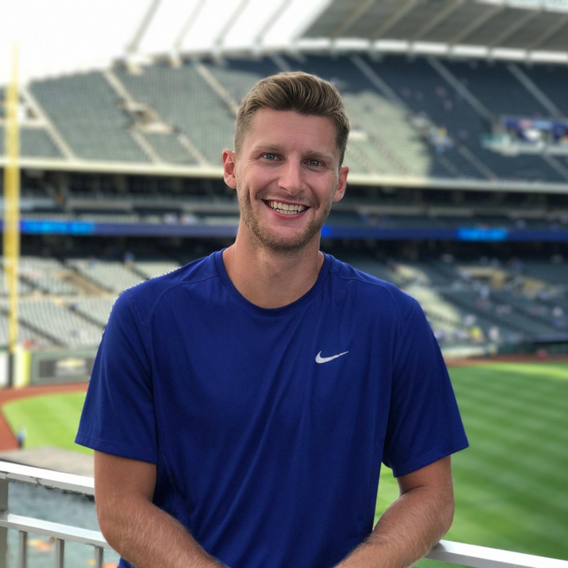 Connor Jones - FounderBasketball/Football Trainer