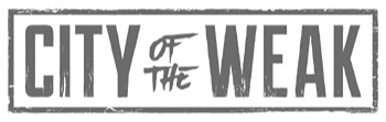 City of the Weak captures a modern rock 'n roll sound that is so perfectly defined, combining catchy pop melodies with aggressive guitar riffs and moving bass lines to create a genre of their own. The band members interests include: adventure, waffle house, animal rights and touring.