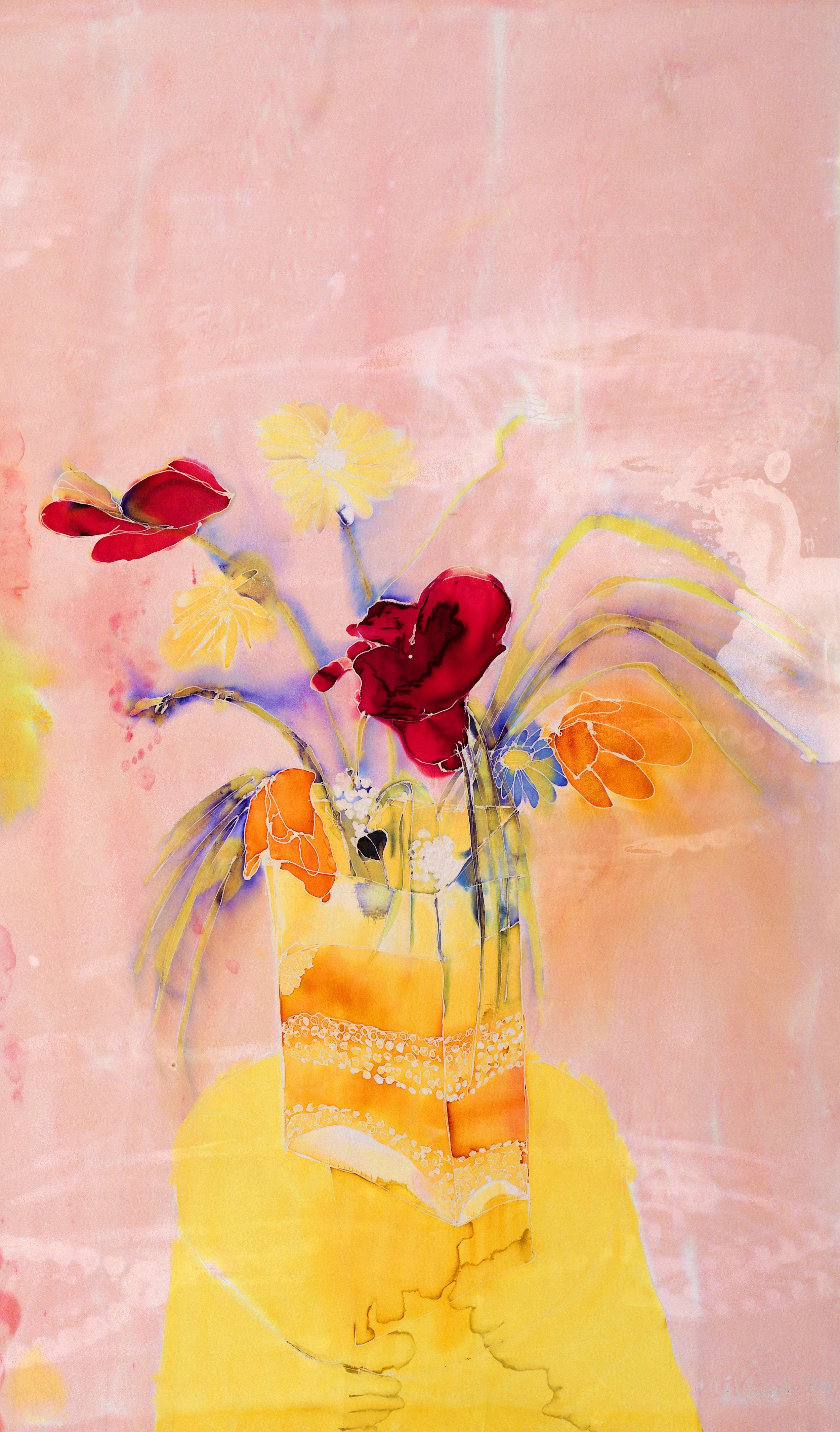 Sik Parisienne, 35x45 in,900.00 Framed 2010 001.JPG