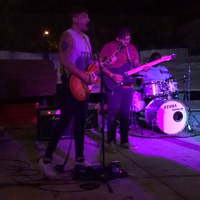 We had a KICKASS time sharing the stage with @yourdeadendfriends this last Friday night at @coronadepotbargrill !! Check out these clips of us jammin with our Dead End Friends Tony and Mike! #bands #collaboration #jammin #originalsong #badformeblues #guitar #guitarist #bandlife #bandssupportingbands