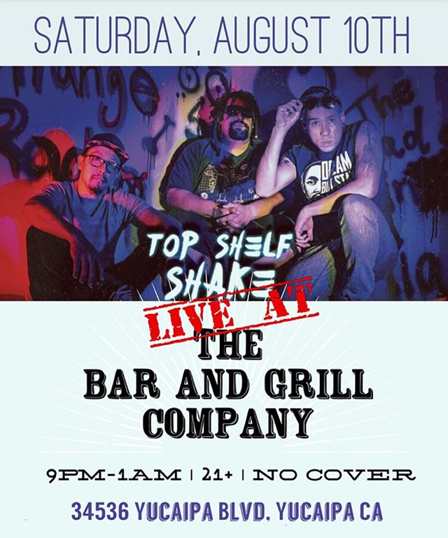 TONIGHT in Yucaipa!! #yucaipa #saturdaynight #sanbernardinocounty #livemusic #rock #ska #punk