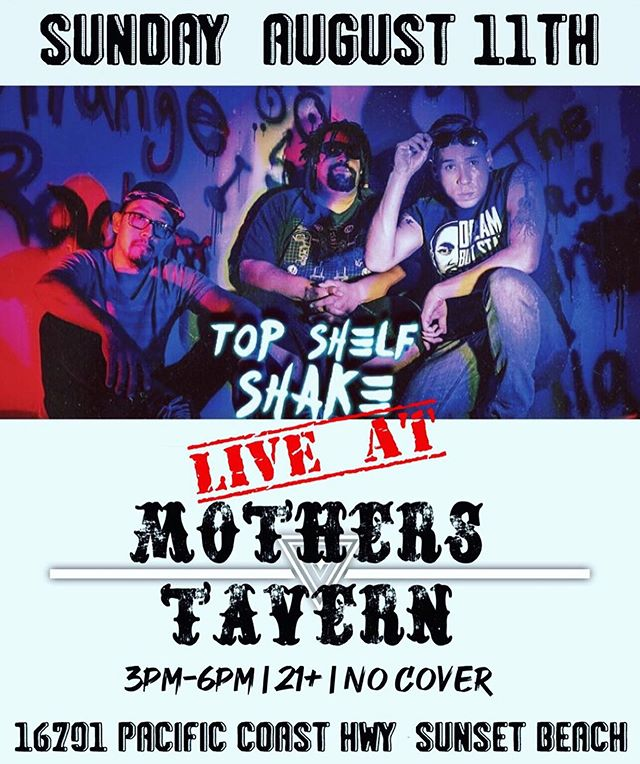 Round #3 TODAY at Mother's Tavern in Sunset Beach!! LETS DO THIS! #sunsetbeach #sundayfunday #rock #ska #punk #livemusic