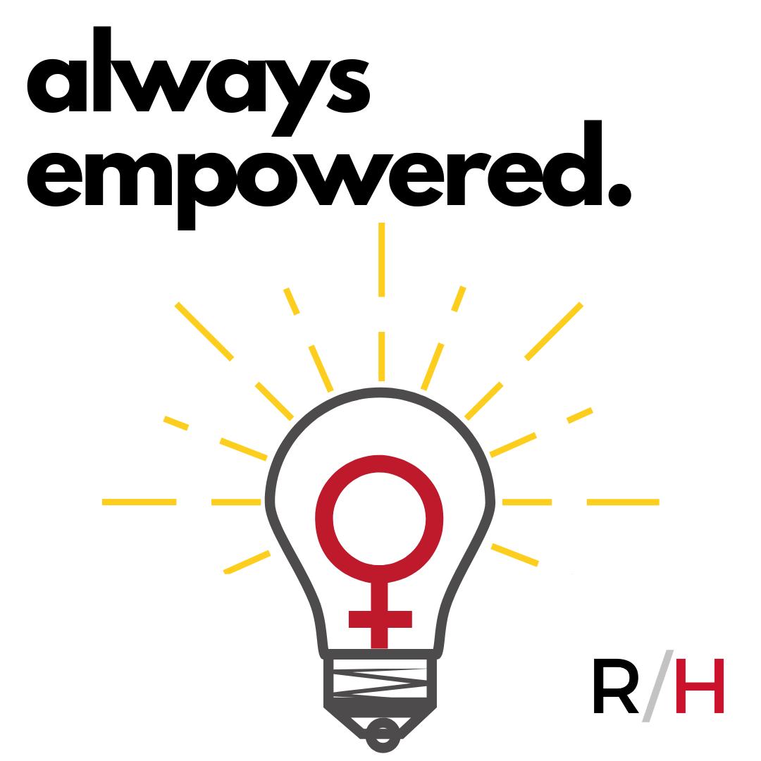 always empowered
