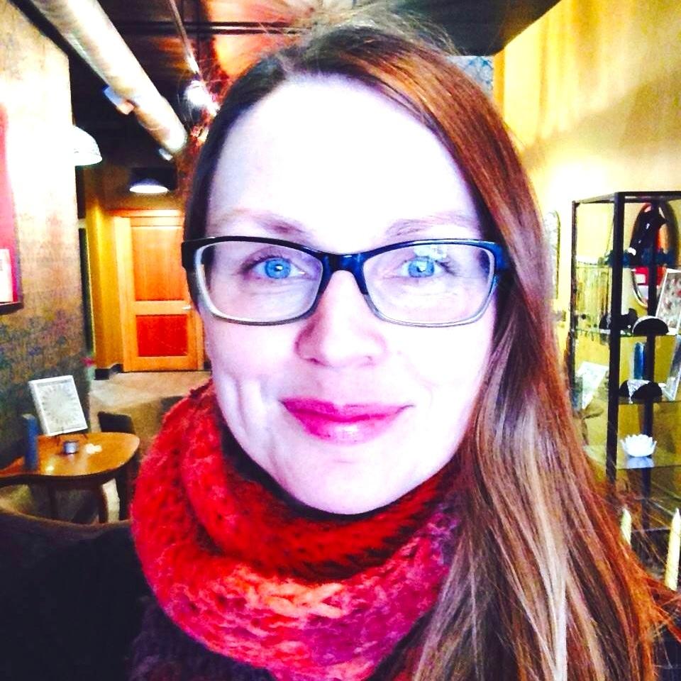 Sarah Bernstein - Sarah is a high school teacher, mom, modern mystic, tarot reader, certified life coach, teacher, writer, and woman who could use a nap.
