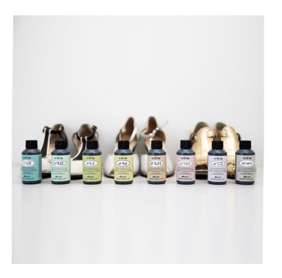 May 2019 - Launching Davines VIEW, the incredible new high shine & versatile semi permanent colour range.This incredible acidic colour allows you to change your hair as often as you can change your point of VIEW.