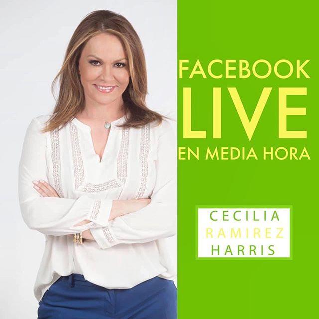 ¿Tienes preguntas para mi? Escríbelas aquí debajo o tenlas listas porque en breve voy en VIVO para responderlas... Nos vemos por mi página de Facebook en breve:  http://www.facebook.com/CeciliaRamirezHarris/ o dale clic al enlace en mi bio :) Corre la voz! . #VidaSanaConCecilia #RetoDetox #AyunoIntermitente #SaludNatural #Vegana #Vegan #AlimentacionBasadaEnPlantas #PlantBased #IntermittentFasting #Detox #CeciliaRamirezHarris #ElDiarioDeMiDetox #MiAyunoIntermitente