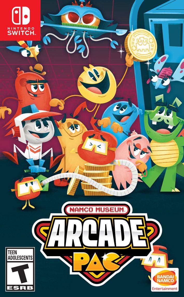 BNEA Namco Museum Arcade Pac Cover.jpg