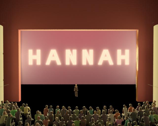 Chosky Hannah, 2018