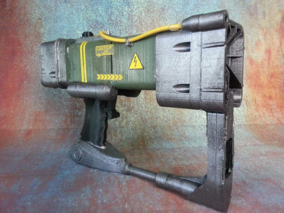 Fallout AEP7 Laser Pistol
