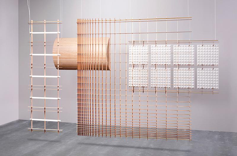 Grid Space Dividers by David Derksen Design ©Ronald Smits