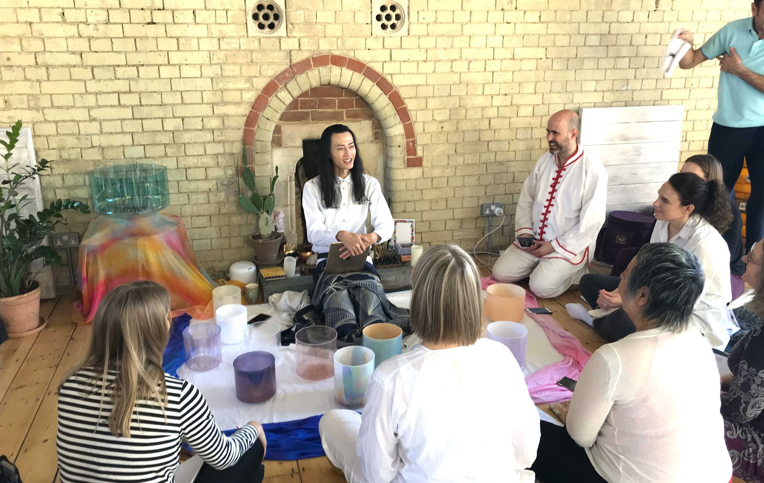 courses - Read about our upcoming courses on sound medicine and Quantum healing