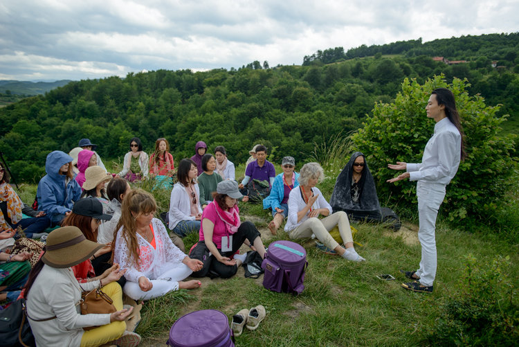 summer solstice 2019 - BoSNIA - Visit the sun and moon pyramids, attend a sound healing concert and experience a heightened state of awareness for a personal spiritual journey.