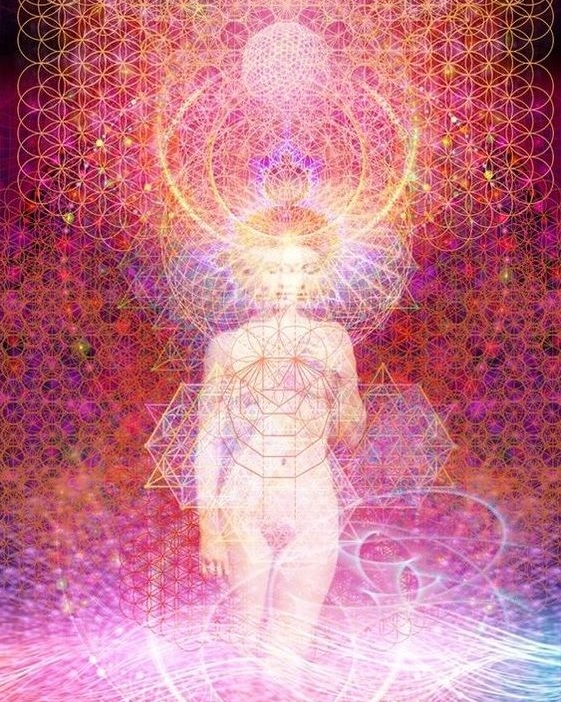 ARCTURIAN QUANTUM ENERGY HEALING - LEVEL 1 TRAINING - A two days course to learn about the arcturian symbol and holistic energy healing techniques