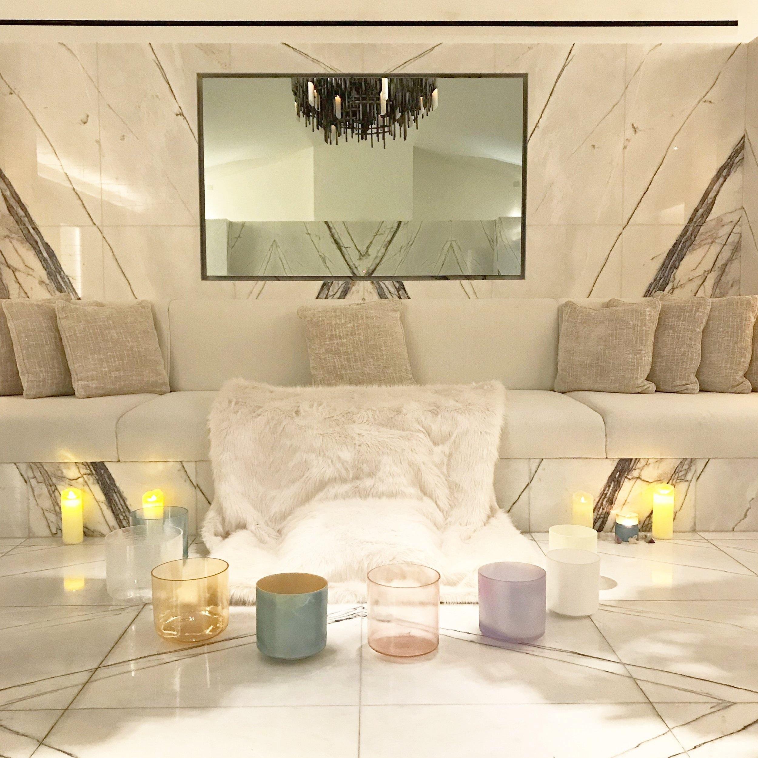 Alchemy Crystal Singing Bowls Madrake Hotel