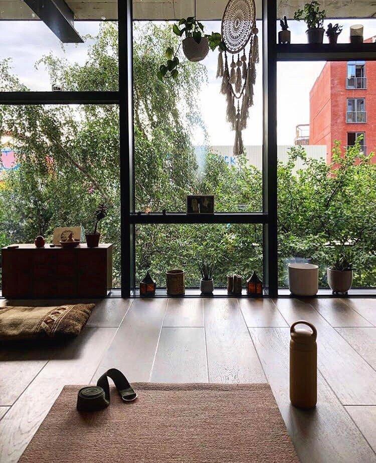 Yoga Studio Meditation and Sound Journey