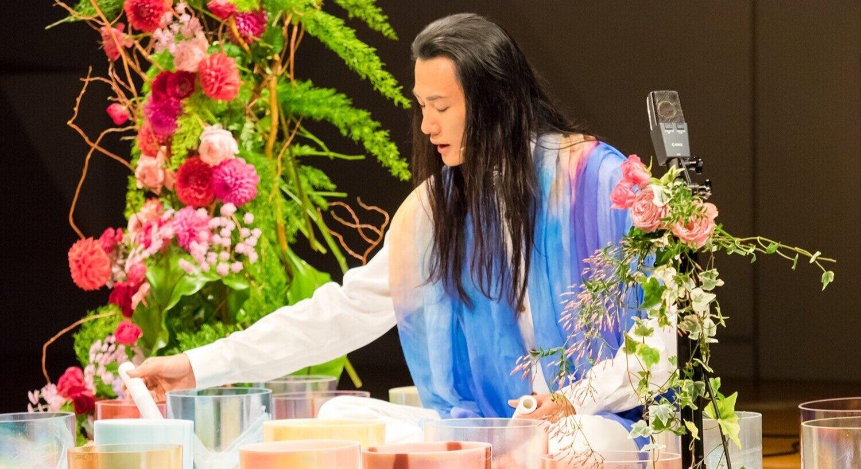 Yantara Crystal Singing Bowls Transmission