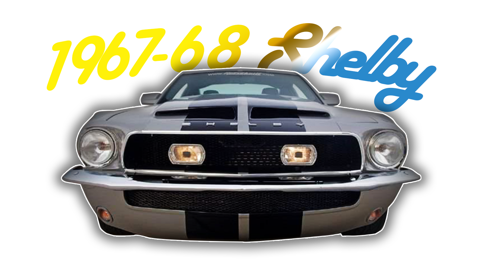 1967-68 Shelby